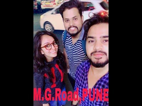 VLOG__003 M.G.Road Pune/exploring/vlog