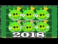 BAD PIGGIES 2018 Flight In The Night Levels 25 To 36 levels