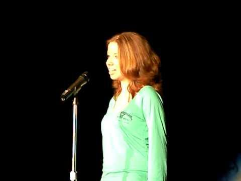 Sarah Hughes - Thank You for the Music - Mamma Mia
