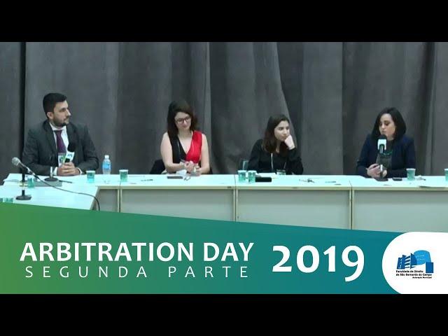 Direito São Bernardo promove 2ª edição do Arbitration Day (vespertino)