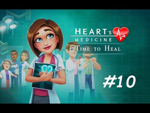 Heart's Medicine - Time To Heal PE - Physiology, Level 31 - 35 (#10) (Let's Play / Gameplay)