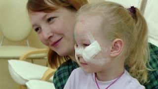 Собака искусала лицо девочке / Новости