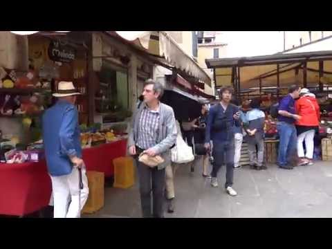 Venice, Italy - Rialto Market HD (2015)