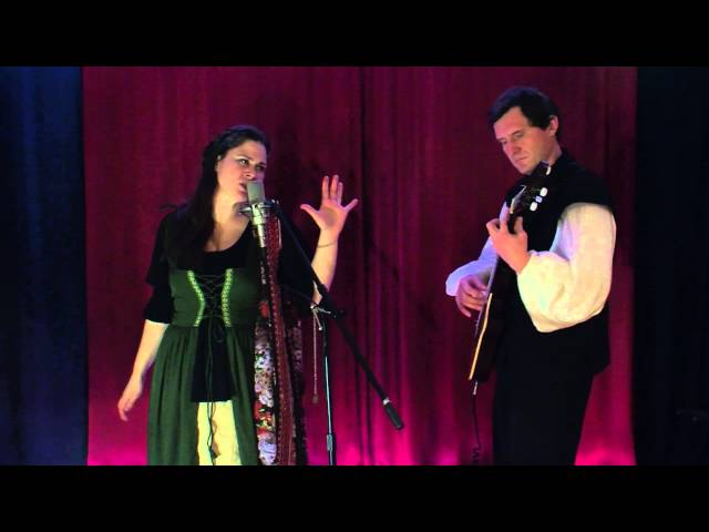 Loretta & Alex Cover Loreena McKennitt Lady of Shallott