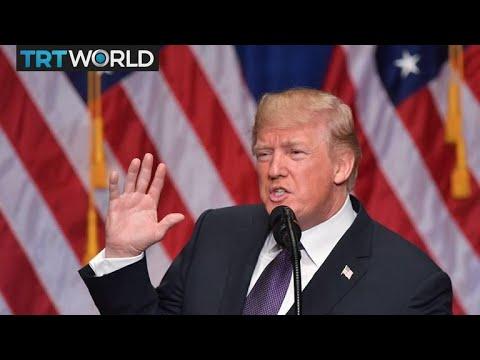 Future of Jerusalem: Trump threatens to suspend aid to Palestine