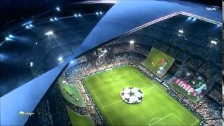 UEFA Champions League 2015 Intro - UniCredit RU