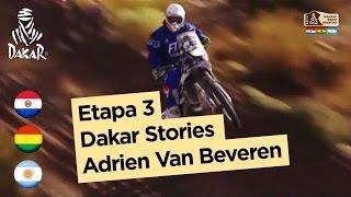 Etapa 3 - Dakar Stories : Adrien Van Beveren - Dakar 2017
