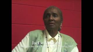 Jackie Mahome
