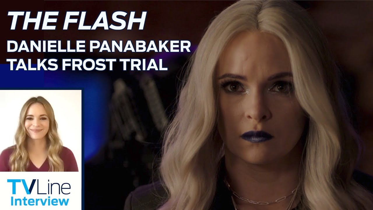 Download 'The Flash': Danielle Panabaker Previews Frost Trial | TVLine Interview