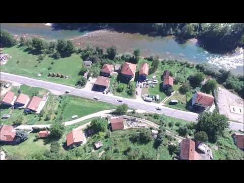 Bijelo Polje Montenegro Ljeto 2016 (Phantom 3 Advanced)