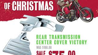 VicBaggers 12 Days Of Christmas Sale