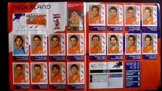 MY PANINI ALBUM WORLD CUP ALEMANIA 2006