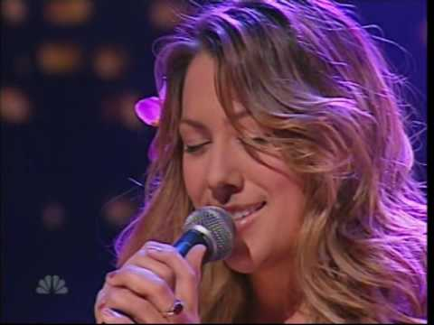 Colbie Caillat - Bubbly - LIVE (Television Debut...