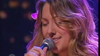 Colbie Caillat - Bubbly - LIVE (Television Debut 02-08-07)