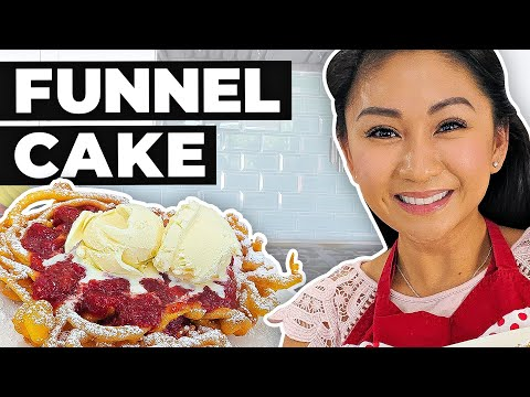 How To Make Funnel Cake!