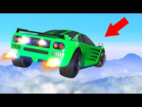 THE NEW FASTEST SUPER CAR! (GTA 5 DLC)