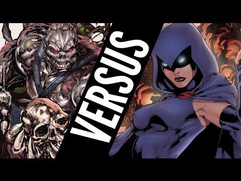 Injustice VERSUS Episode 11 - EARTH 2 SOLOMON GRUNDY vs TEEN TITANS RAVEN!!!