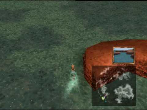 ff9 how to get to chocobo lagoon