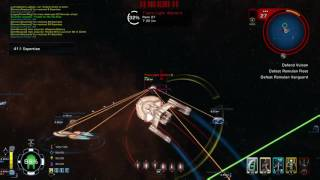 Star Trek Online: The Defense of Vulcan(The U.S.S. Atlantic (my tier-3 heavy cruiser) recently took part in Starfleet's defense of the planet Vulcan, which was under attack from the Tal Shiar, the militant ..., 2016-09-28T14:08:12.000Z)