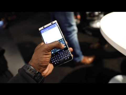 Blackberry KeyOne Design