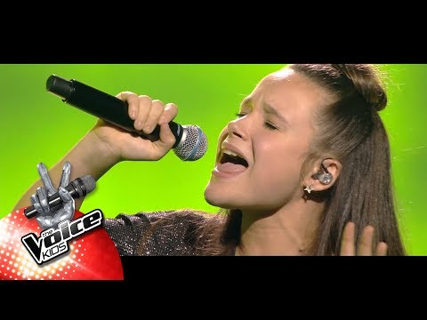 Emma - 'This World' | Finale | The Voice Kids | VTM