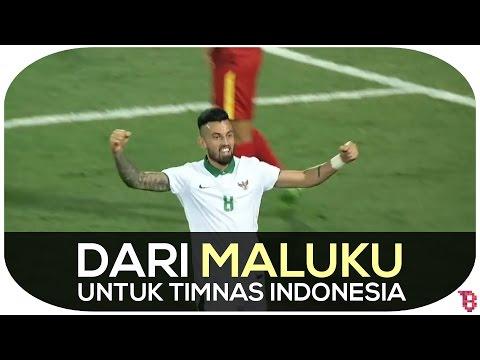 Dari Maluku Untuk Timnas Indonesia