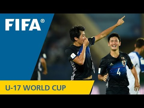 Match 10: Honduras v Japan – FIFA U-17 World Cup India 2017