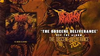 The Raven Autarchy - The Obscene Deliverance (OFFICIAL STREAM)
