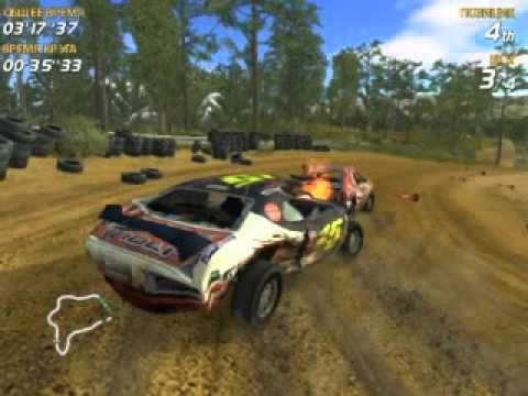 Flat Out Game - Death Ride |