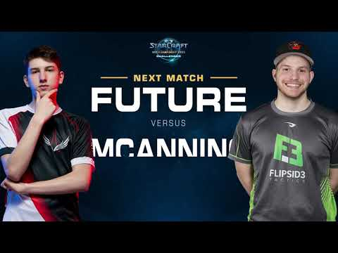 Future vs MCanning TvP – Group A – WCS Challenger NA Season 3 - StarCraft II