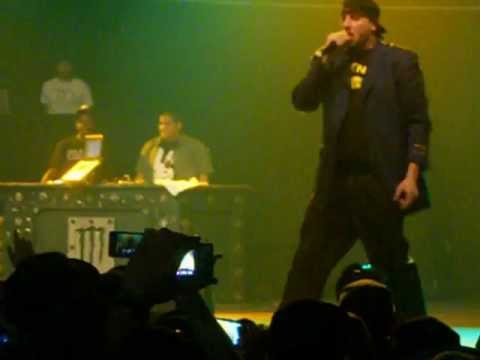 RA The Rugged Man - 3 Kings / Stanley Kubrick LIVE @ Paid Dues 2012