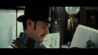 Sherlock Holmes: A Game of Shadows (2011) - Teaser Trailer [HD]