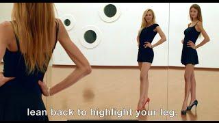 How To Walk like a Model in High Heels