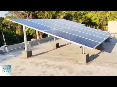 Solar plant price for 3kW system