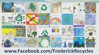 Frederick at Its Best: Recycling Poster Contest