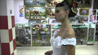 Профессиональная фотосессия, Свадебное платье, Fashion Star Олеся