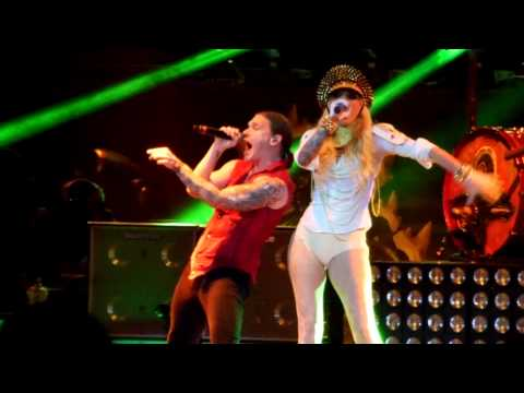 Devour - Shinedown with Maria Brink of In This Moment