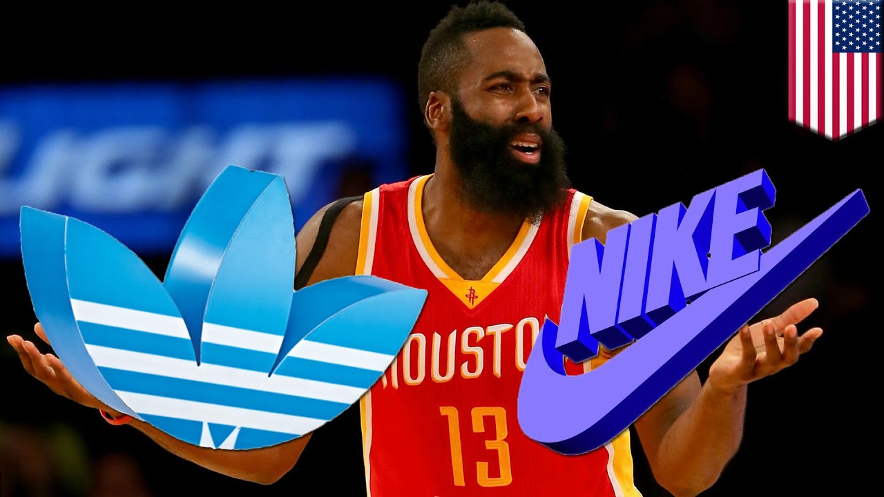 james harden adidas deal the beard offered 200 million for sneaker contract youtube. Black Bedroom Furniture Sets. Home Design Ideas