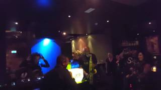 Oded Nir Live! Ft. Jeff Hollie on Sax and Tania V on Violin during ADE 2015