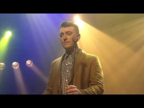 Sam Smith - Latch @Eurosonic 15/01/14