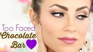 Soft Brown Glam Valentine's Day Makeup Tutorial 2015