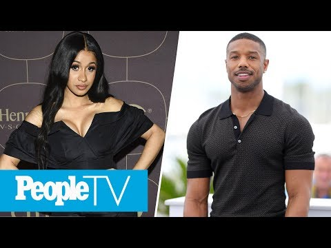 Cardi B Gifts Her Mom A House, Michael B. Jordan Admits He Has Slid Into Fans' DMs | LIVE | PeopleTV