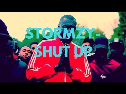 Stormzy - Shut Up (lyrics)