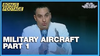 Military Aircraft (Part 1) | Russell Peters - Red, White and Brown