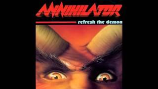 Annihiliator - Refresh The Demon [full album] HD HQ thrash metal