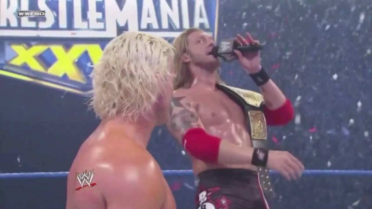 Resultado de imagem para Edge vs. Dolph Ziggler - smackdown 18/2