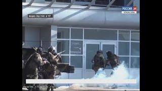 В Чувашии прошли учения по пресечению теракта