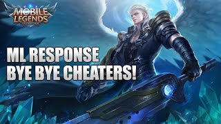 MOBILE LEGENDS RESPONDED... BYE BYE MYTHIC CHEATERS