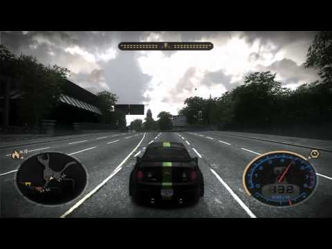 Need For Speed Most Wanted HD Textures