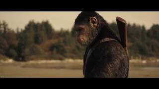 Планета Обезьян война трейлер фильма 2017